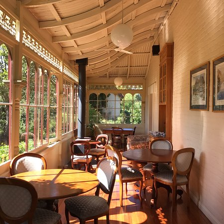 Glen Derwent Tea Room - Melbourne Tourism