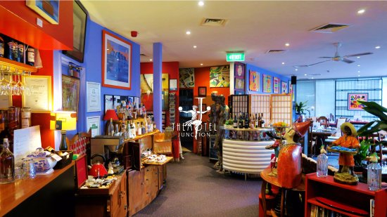 Junction Motel and Function Room - Melbourne Tourism