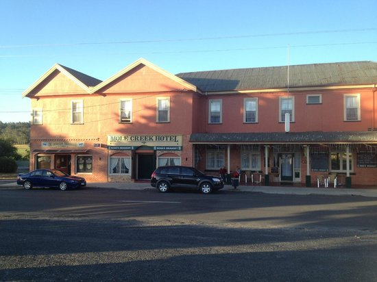 Mole Creek Hotel - Melbourne Tourism