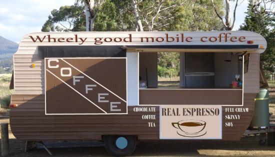 Wheel Good Mobile Coffee - Melbourne Tourism
