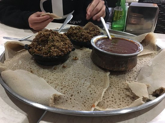 Injera House - Melbourne Tourism