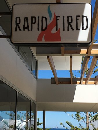 Rapid Fired Pizza - Melbourne Tourism