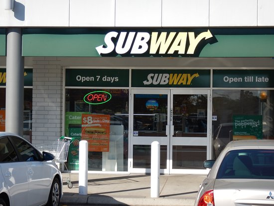 Subway Restaurant - Melbourne Tourism