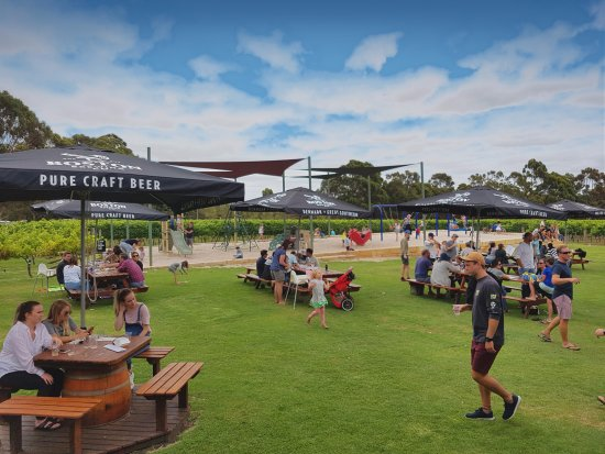Boston Brewing Co.  Willoughby Park Winery - Melbourne Tourism