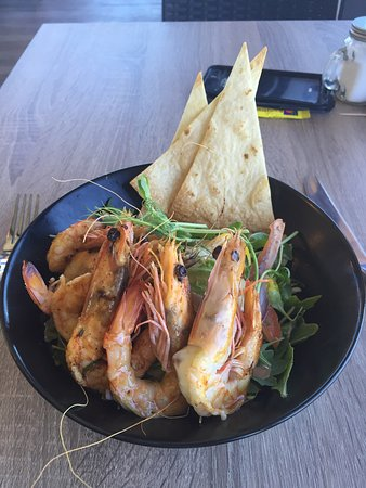 The Strand Byford Lakeside Restaurant  Cafe - Melbourne Tourism