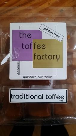 The Toffee Factory - Melbourne Tourism