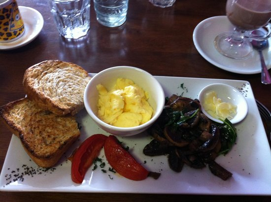 Cafe Portico - Melbourne Tourism