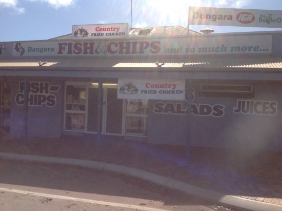 Dongara Fish  Chips - Melbourne Tourism