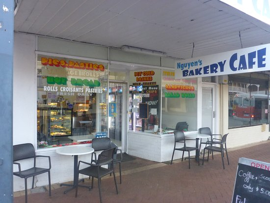 Nguyen Bakery Cafe - Melbourne Tourism