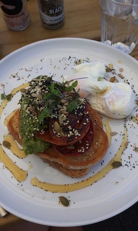 Surfing Lizard Cafe - Melbourne Tourism