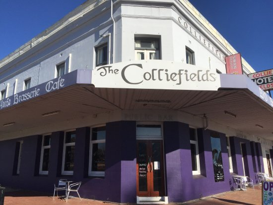 The Colliefields Coffee Shoppe / Tea House - Melbourne Tourism