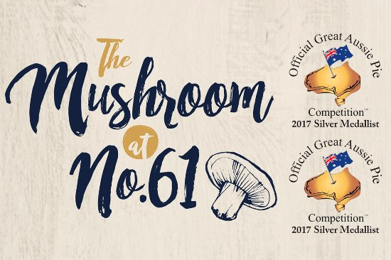 The Mushroom at No 61 Cafe - Melbourne Tourism