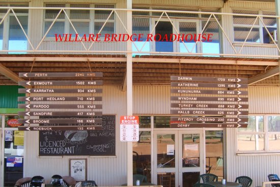 Willare Bridge Roadhouse - Melbourne Tourism