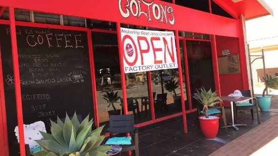 Coltons Beef Jerky and Cafe - Melbourne Tourism