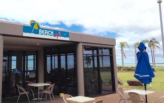 Beach Cafe - Melbourne Tourism