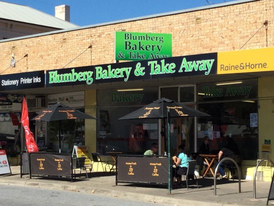 Blumberg Bakery  Take Away - Melbourne Tourism