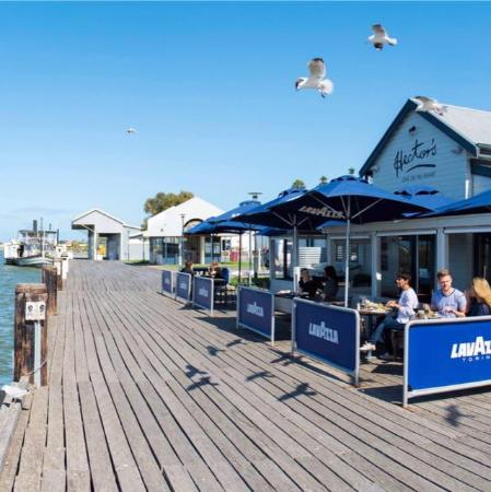 Hector's Cafe on the Wharf - Melbourne Tourism