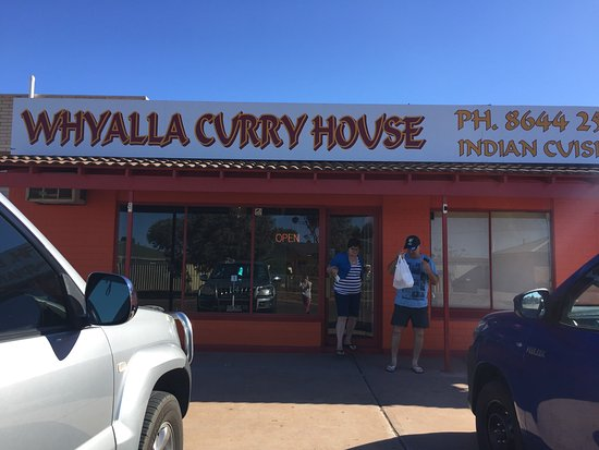 Whyalla Curry House - Melbourne Tourism