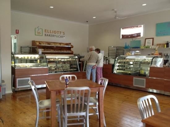 Elliott's Bakery  Cafe - Melbourne Tourism