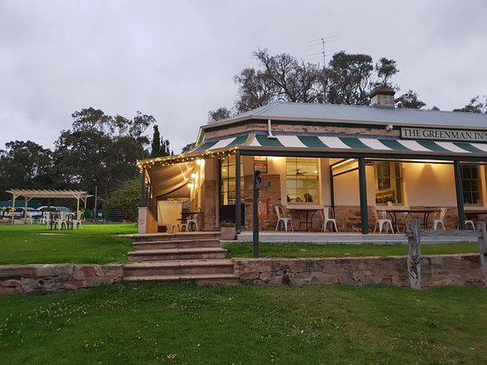 The Greenman Inn - Melbourne Tourism