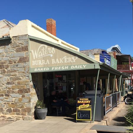 Waters Burra Bakery - Melbourne Tourism