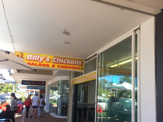 Billy's Chickens - Melbourne Tourism