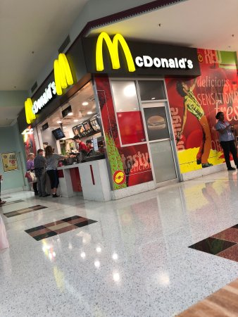 Mcdonald's Family Restaurants - Melbourne Tourism