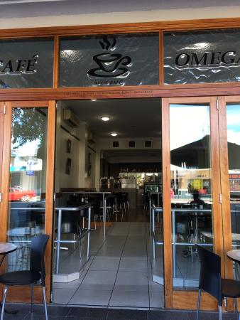 Cafe Omega - Melbourne Tourism