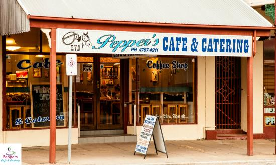 Peppers Cafe  Catering - Melbourne Tourism