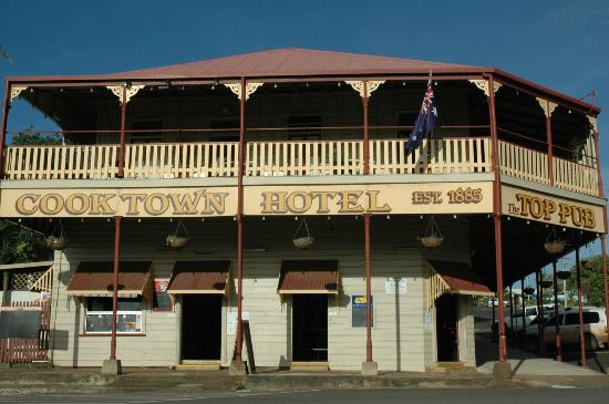 Cooktown Hotel - Melbourne Tourism