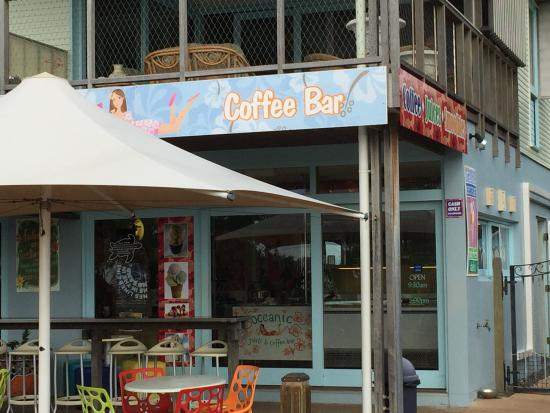 Oceanic Gelati  Coffee Bar - Melbourne Tourism