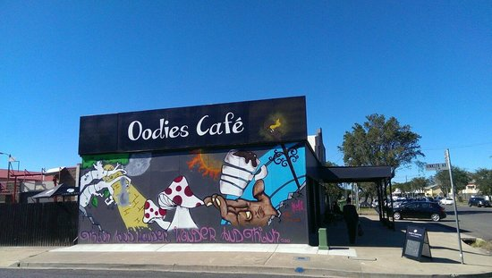 Oodies Cafe - Melbourne Tourism