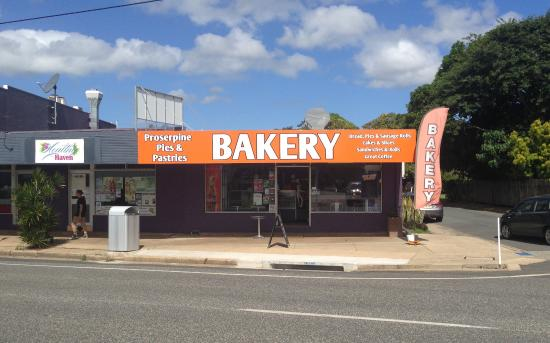 Proserpine Pies and Pastries