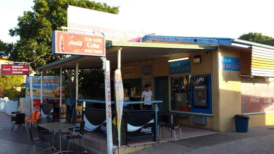 Jetty Seafood and Hamburgers - Melbourne Tourism