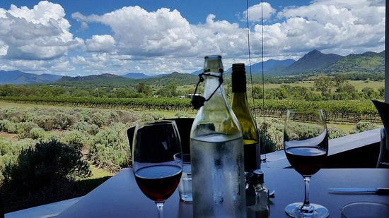 Kooroomba Vineyards Restaurant - Melbourne Tourism