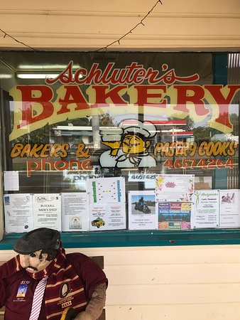 Schluter's Bakery - Melbourne Tourism