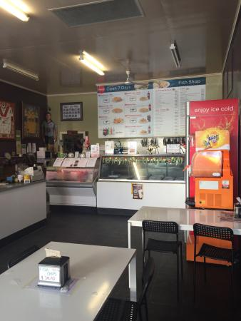 tenterfield fish and chips - Melbourne Tourism