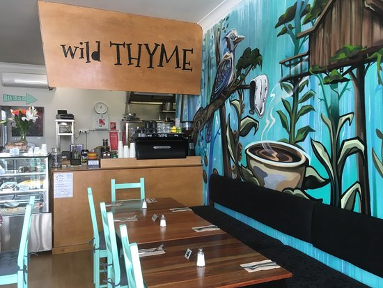 Wild THYME Dining - Melbourne Tourism