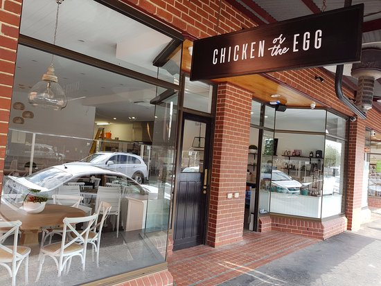 Chicken or the Egg Cafe - Melbourne Tourism