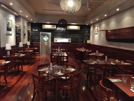 Steam Packet Hotel Restaurant - Melbourne Tourism