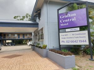 Grafton Central Motel - Melbourne Tourism