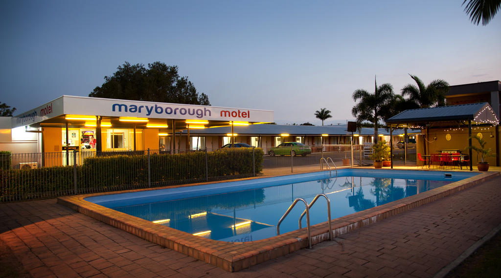 Maryborough Motel and Conference Centre - Melbourne Tourism