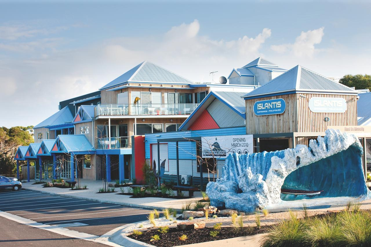 The Island Accommodation - Melbourne Tourism